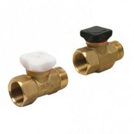 Комплект из двух балансировочных клапанов для коллектора, Uponor 1005100