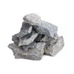 Камни талькохлорит колотый в коробках, 20 кг