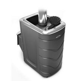 Банная печь TMF Гейзер 2014 Inox ДН ЗК антрацит
