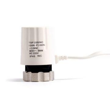 Сервопривод термоэлектрический TSP 220/NC, 220В, 50Гц