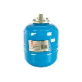 Мембранный бак Wester 0-14-1020 / WAV8  8л для ГВС синий