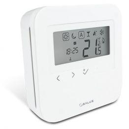 Термостат программируемый Salus Controls 230V с ЖК-дисплеем, HTRP230V 50