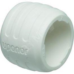 Кольцо Q&E белое UPONOR PEXa 20 мм с упором
