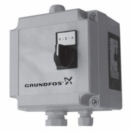 Распределительный шкаф управления SQSK Grundfos