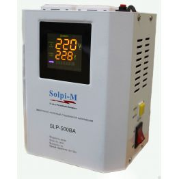 Cтабилизатор напряжения Solpi-M SLP-500ВA