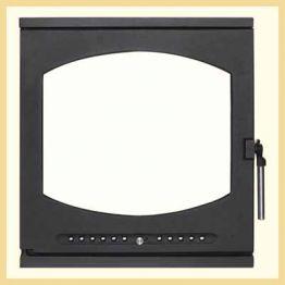 Дверь печная Лион (ДП440-1Б)