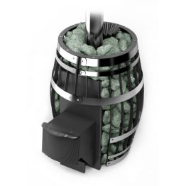 Банная печь TMF Саяны XXL 2015 Carbon ДА ЗК