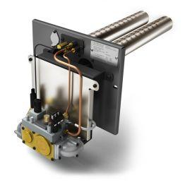 Газогорелочное устройство Сахалин -1 32 кВт энергозависимое, ДУ