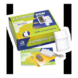 Прибор для оповещения о проникновении в охраняемую зону GSM-сигнализатор 'EXPRESS GSM'
